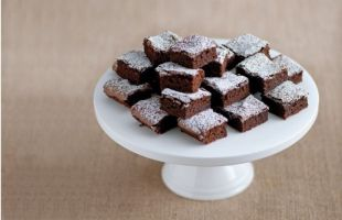 Chocolate and Avocado Brownies